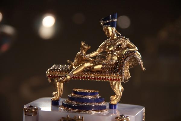 День Рождения Золота в ювелирном доме Эстет