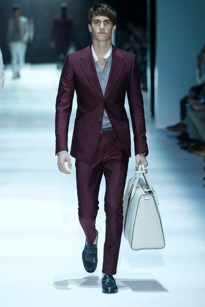 Описание: moda 2012 gucci mens ready to wear fashion show ss ...