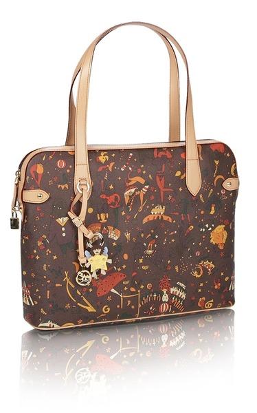 Женские сумки модных итальянских марок Guess, Piero Guidi, Gattinoni.