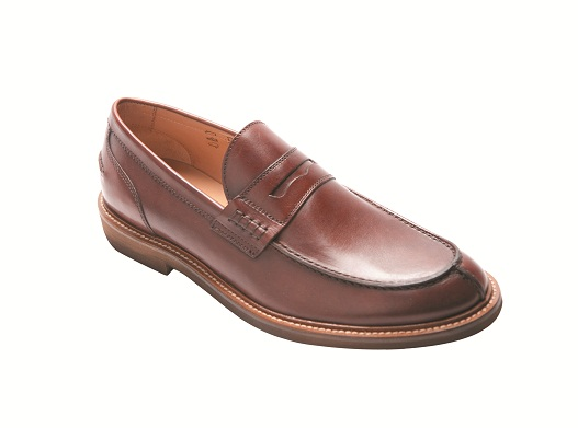 коричневые мужские ботинки лоферы от Soldini