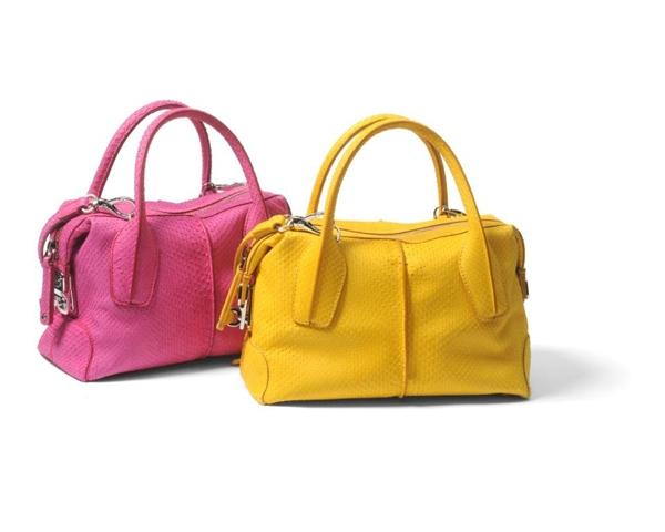 Знаковая для бренда Tod's сумка D bag, названная в честь принцессы Дианы...