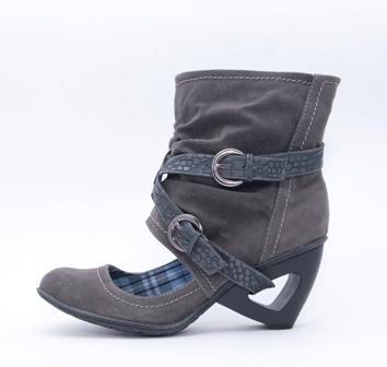 Весенние Ботинки 2014 Женские Центр Обуви