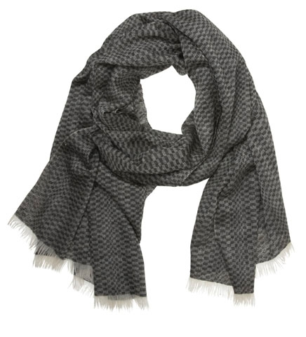 крючком. шарф вивьен крючком схема.