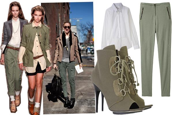 Описание: классический стиль в одежде.