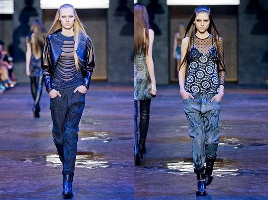 Коллекция осень зима 2012 2013 versace versus