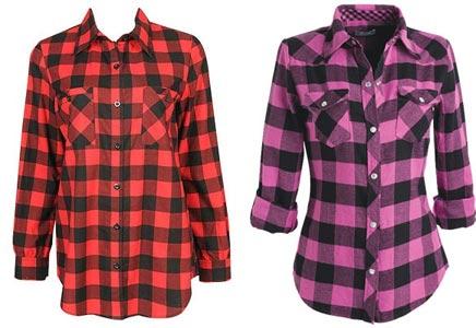 Вряд ли найдется женщина, в гардеробе которой нет ни одной рубашки.