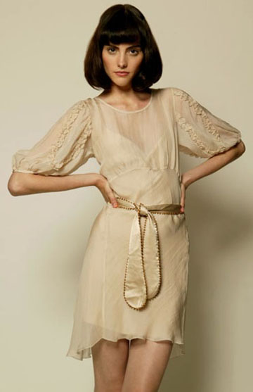 Платье с пышными рукавами, Development ($260)