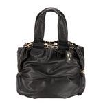 черная сумка от Furla осень зима 2010-2011. черная сумка от Furla.