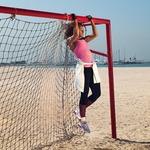 Женская коллекция Nike Training (осень).