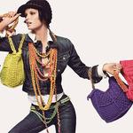 Фото - стильные сумки Бенеттон.  Ирина Шестакова.