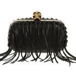 Обувь и сумки с элементами ручной работы 2011.  Alexander McQueen.