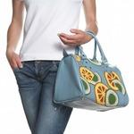 Новые сумки коллекции 2011 выглядят.