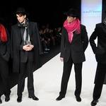 Описание: схемы вязания. модные мужские шарфы.