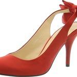 Туфли женские красные на каблуке Carlo Pazolini Где купить?  Цена Москва.
