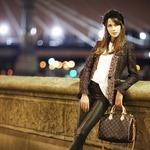 Louis Vuitton представил обновленную модель сумки Speedy...