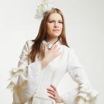 женская одежда в украинском стиле.