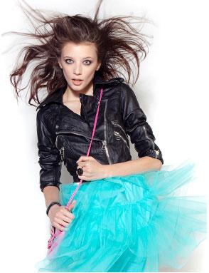 Kira Plastinina.  Кира Пластинина - молодой талантливый fashion-дизайнер.