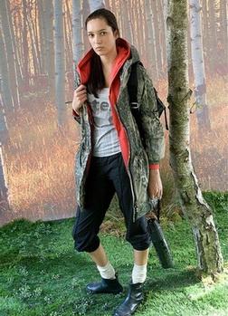 Лукбук коллекции весна-лето 2011 от Adidas by Stella McCartney.