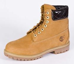 Обновленные желтые ботинки от Timberland.