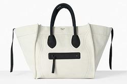 Летняя коллекция сумок Céline располагает к шоппингу и...