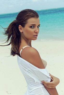 Модель и актриса Дарья Коновалова глазами известного лондонского фотографа Саши Гусова