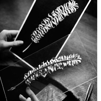 CHANEL Новая коллекция ювелирных изделий от Коко Шанель.