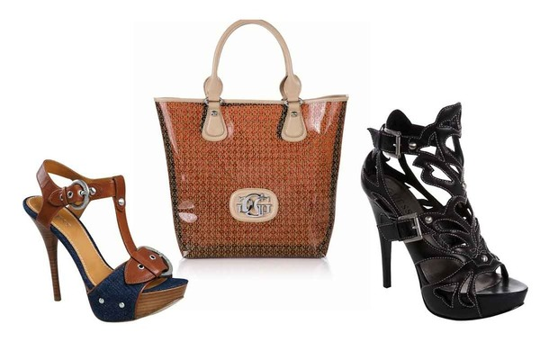Коллекция сумок и обуви Guess в этом весенне-летнем сезоне - отличная...