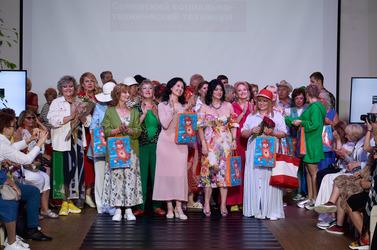 В последние дни весны в Сочи впервые прошел федеральный проект «Подиум зрелой красоты»!