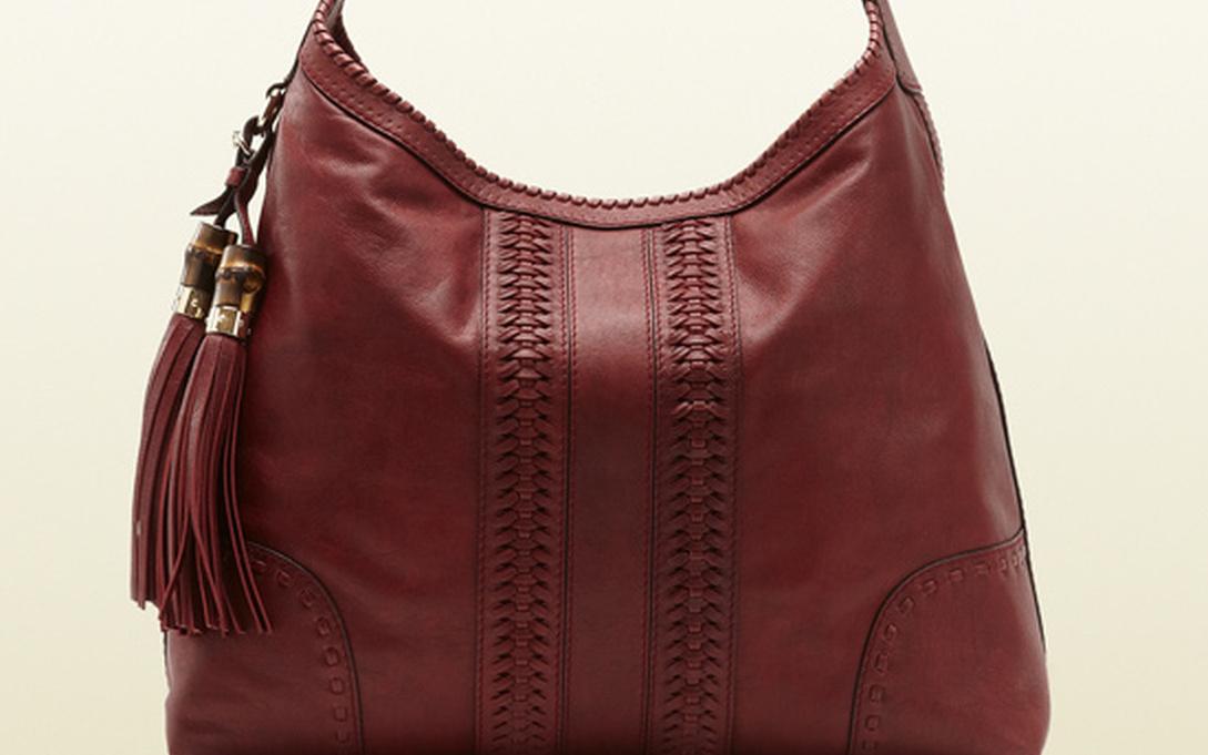 fae4f70cc288 Дом Gucci представил эко-коллекцию модных сумок