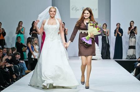 """Fashion-show  """"Самые завидные невесты России"""""""