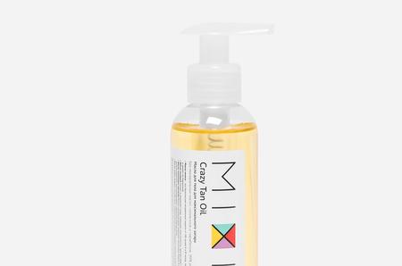 Максимальный загар с Crazy Tan Oil