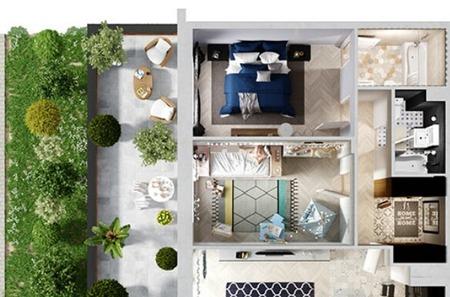 ЖК «Резиденция Май» от архитектурной группы DNK ag
