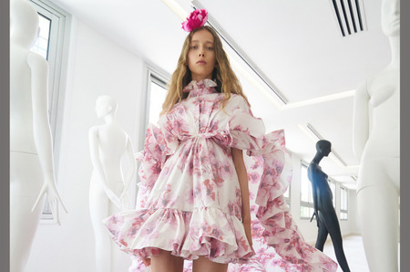 Коллекция Giambattista Valli Couture. Осень, 2019