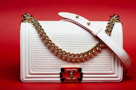Круизная коллекция аксессуаров Chanel весна-2014