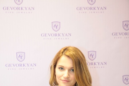 Презентация ювелирного бренда GEVORKYAN