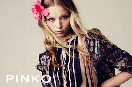 PINKO Black, весна-лето 2009