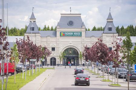 Фирменный бутик Timberland открылся в FASHION HOUSE Аутлет Таллинское