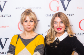 Пресс-день бренда Galina Vasilyevа