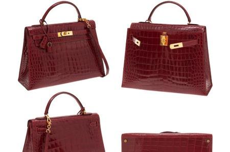 Роскошные аксессуары Heritage Auctions, 5 самых дорогих сумок Hermes
