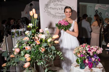 В Москве прошел фестиваль свадебных услуг W Fest