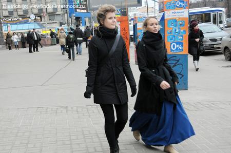 Москва, Тверская ул., 11 апреля 2012