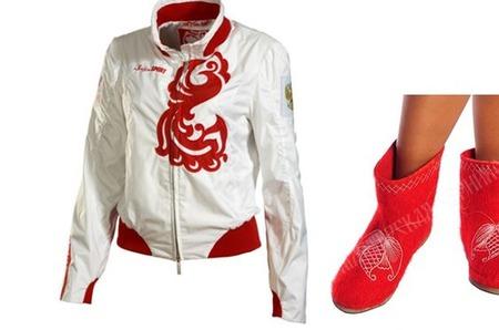 Модные валенки на Олимпиаду в Сочи