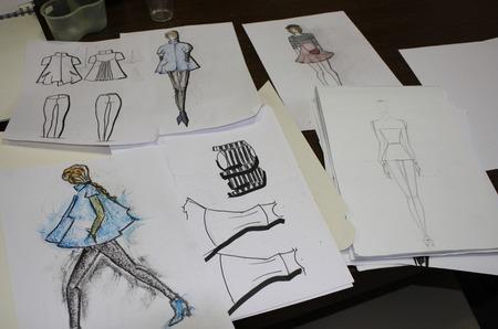 Курс выходного дня «Модельерский рисунок» от журнала «Ателье»