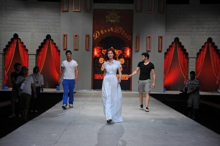 DOSSO DOSSI FASHION SHOW:7-ой летний слет представителей fashion-индустрии прошел на Анталийском побережье с 7 по 14 июня.