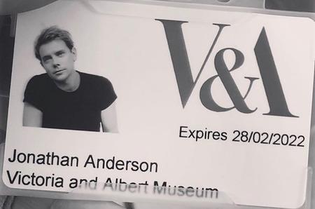 Джонатан Андерсон стал попечителем музея