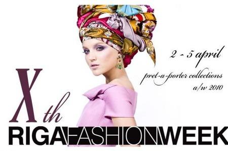 RIGA FASHION WEEK A/W 2009/2010