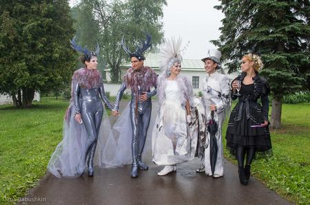 В усадьбе Лермонтовых Середниково прошел 6-й международный фестиваль Midsummer Night's Dream 2014