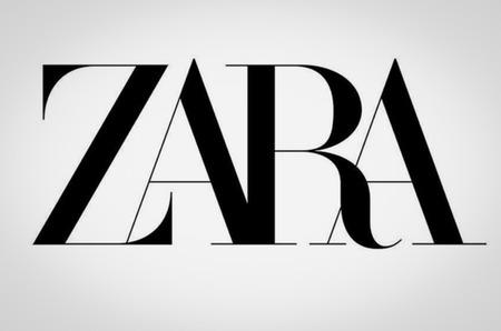 Марка Zara изменила свой логотип
