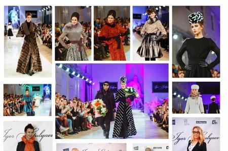 """Показ коллекции """"Slilosa"""" Игоря Гуляева (fall-winter 2013-14) в рамках AFWR"""