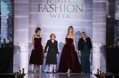 19 апреля Estet Fashion Week откроет показ Ассоциации Модельеров России